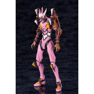 Evangelion: 3.0+1.0 Thrice Upon a Time Evangelion Kai Unit-08 Gamma 1/400 Plastic Model Reissue [Kotobukiya]