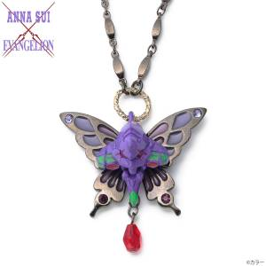 Evangelion x ANNA SUI Necklace LIMITED EDITION [Bandai]