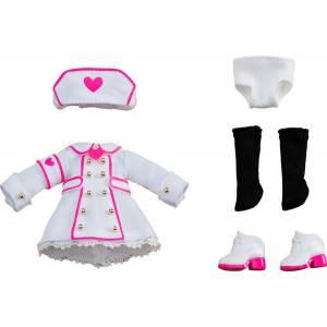 Nendoroid Doll Outfit Set Nurse White [Nendoroid]