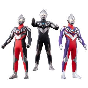 Ultra Hero Series Ultraman Tiga THE FINAL ODYSSEY Set Limited Edition [Bandai]