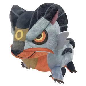 Monster Hunter Rise Deformed Plush Almudron [Plush Toy]