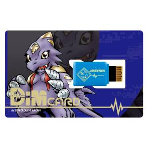 Digimon Vital Bracelet - Dim Card GP vol.01 Digimon Tamers Monodramon [Bandai]