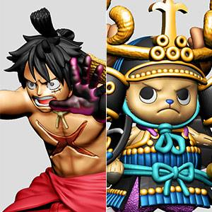 LOGBOX RE BIRTH One Piece Wano Country vol.2 [Megahouse]
