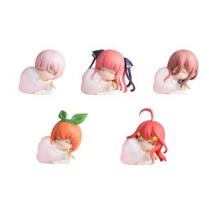 The Quintessential Quintuplets Trading Figure 6Pack BOX [Dragon Horse]
