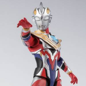 SH Figuarts Ultraman Z - Ultraman Gamma Future Limited Edition [Bandai]