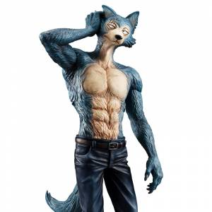 BEASTARS Gray Wolf Legosi 1/8 Limited Edition [Megahouse]