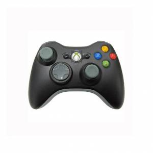 .Xbox 360 Wireless Controller - Black (Microsoft)