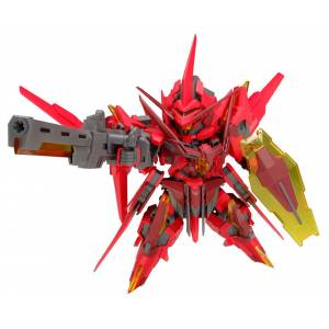 SUPER ROBOT HEROES ExCreR Gustcrow Plastic Model [Wave]