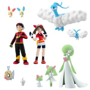 Pokemon Scale World Hoenn Region set No. 2 [Bandai]
