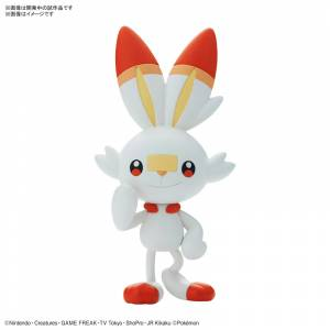 Pokemon Plamo Collection Quick!! 05 Flambino Plastic Model [Bandai]
