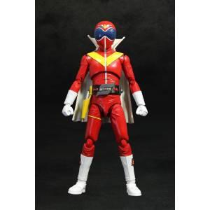 HAF (Hero Action Figure) Himitsu Sentai Goranger - Aka Ranger [Evolution Toy]