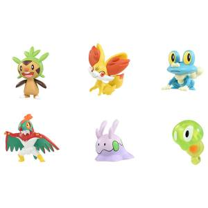 Pokemon MonColle Select Vol.2 12 pieces Assorted BOX [Takara Tomy]