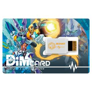 Digimon Vital Bracelet - Dim Card Medarot x Digital Monster LIMITED [Bandai]