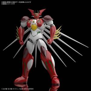 HG Getter Robo Ark Getter Dark Plastic Model [Bandai]