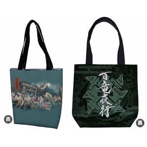 Monster Hunter Rise Hyakuryu Yakou Tote Bag Shrine Ruins [Goods]