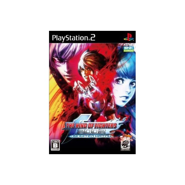 The King Of Fighters 2002 Unlimited Match Ps2 Brand New Nin