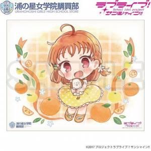 LoveLive! Sunshine !! Purchasing Department BIRTHDAY Present 3rd Season Chika Takami Celebration Set LIMITED [Bandai]