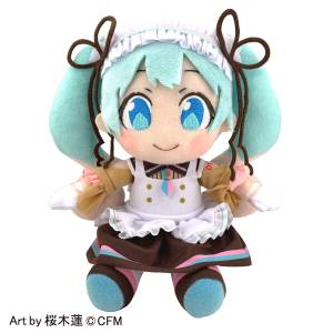 Hatsune Miku Plush Chocolate Gift LIMITED EDITION [Plush Toy]