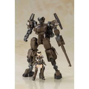 Frame Arms Girl Hand Scale Gourai with Jinrai Armor Plastic Model [Kotobukiya]
