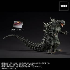 Real Master Collection Godzilla 2000 Millennium Model Replica Soft Vinyl Edition [PLEX]