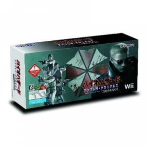 BioHazard - Umbrella Chronicles (Expert Package) [Wii - Used Good Condition]