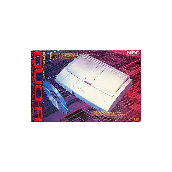 Buy Nec PC Engine DUO R - complete in box - used (NEC Japanese