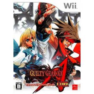 Guilty Gear XX Accent Core [Wii - Used Good Condition]