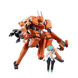 Desktop Army F-606[TR]s Flare First (Trial Color) LIMITED EDITION [Megahouse]