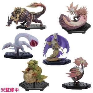 Capcom Figure Builder Monster Hunter Standard Model Plus -Vol.19 - 6 Pack BOX [CFB]