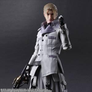 PLAY ARTS Kai Final Fantasy VII Remake - Rufus Shinra [Square Enix]