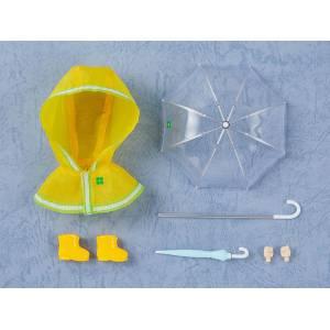 Nendoroid Doll: Outfit Set (Rain Poncho - Yellow) [Nendoroid]