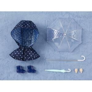 Nendoroid Doll: Outfit Set (Rain Poncho - Polka Dots) LIMITED EDITION [Nendoroid]