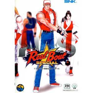 Real Bout Garou Densetsu Special / Real Bout Fatal Fury Special [NG AES - Used Good Condition]
