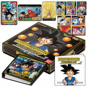 Dragon Ball Carddass Premium set Vol.7 LIMITED EDITION [Trading Cards]