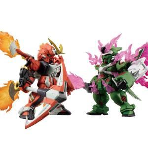 FW GUNDAM CONVERGE GUNDAM Crossbone Gundam DUST Anchor & Phantom V2 Set LIMITED [Bandai]