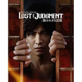 LOST JUDGMENT Soundtrack Set EBTEN DX LIMITED Edition [PS4]