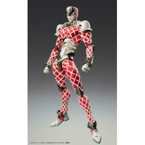 Super Action Statue JoJo's Bizarre Adventure Part.5 King Crimson Reissue [Medicos Entertainment]