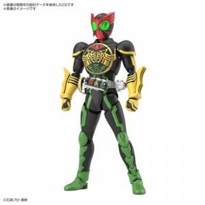 Figure-rise Standard Kamen Rider OOO Tatoba Combo Plastic Model [Bandai]