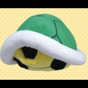 SUPERMARIO Green Shell [Plush Toy]