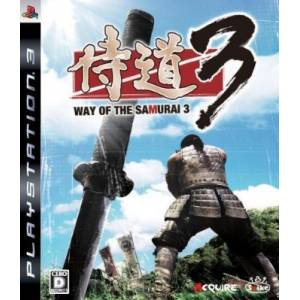 Samurai Dou 3 / Way Of The Samurai 3 [PS3 - Used Good Condition]