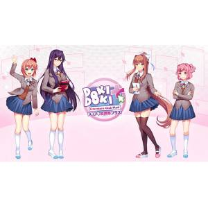 Dokidoki Literature Club Plus [PS5]