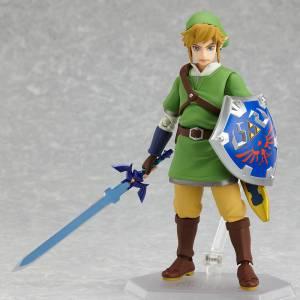 The Legend of Zelda: Skyward Sword - Link Reissue [Figma 153]