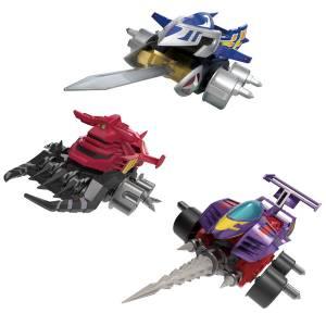 SMP Crash Gear BATTLE 1-EX1 Garuda Eagle & Raging Bull & Shooting Mirage (CANDY TOY) [Bandai]