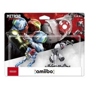 Amiibo Metroid Dread - E.M.M.I. Samus Double set [Switch]