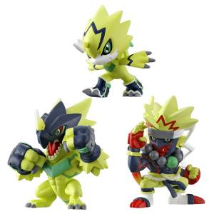 Digimon Adventure The Digimon IMPULSE CITY SET Limited Edition [Bandai]