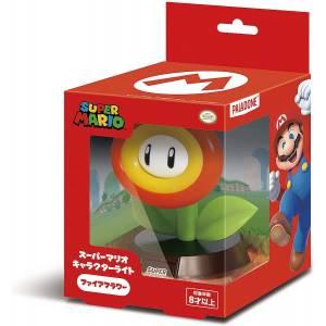 Super Mario Character Light Fire Flower [Goods]