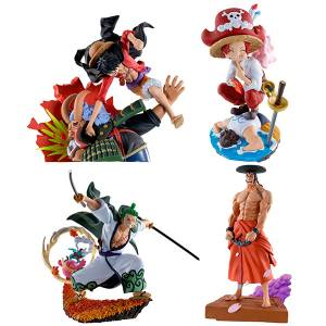 LOGBOX RE BIRTH One Piece Wano Country Arc 3 - 4Pack BOX [Megahouse]