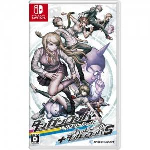 Danganronpa Trilogy Pack + Happy Danganronpa S Famitsu DX Pack [Switch]