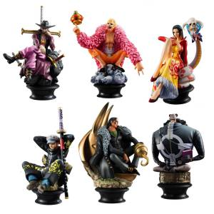 Chess Piece Collection R - ONE PIECE Vol.3 BOX [MegaHouse]