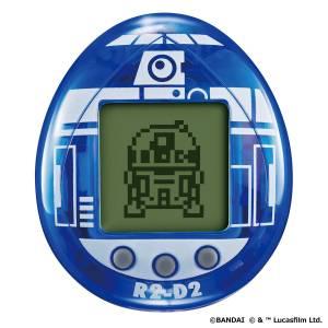 Tamagotchi Star Wars R2-D2 Holographic color ver. [Bandai]